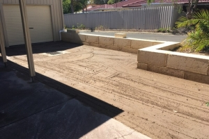Earthworks - Finished Job